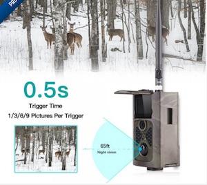 caméra de chasse 16 MP