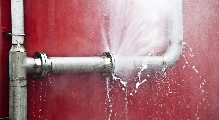 Comment colmater une fuite eau Sous Pression ?