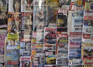 le rôle des magazines papiers et digitaiux