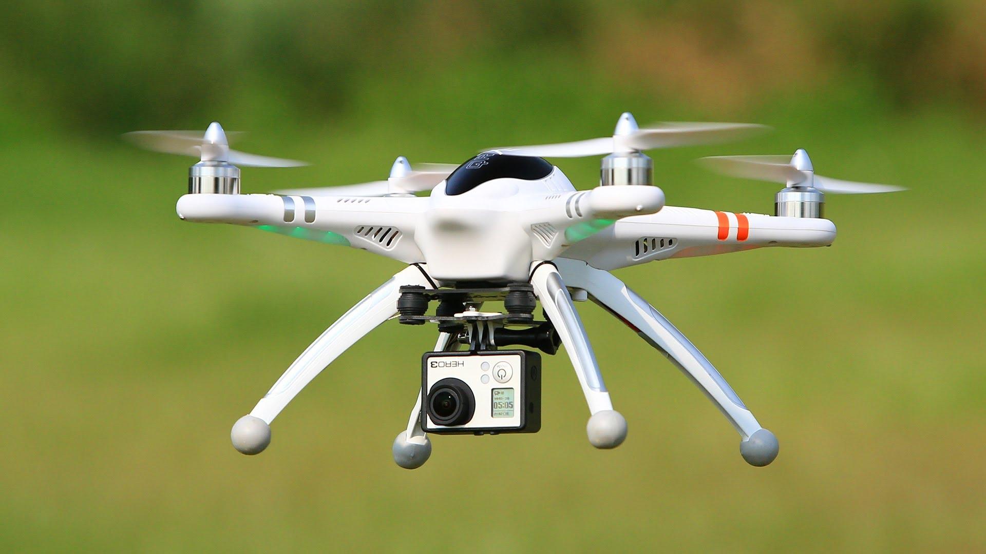 Les dernières technologies des drones