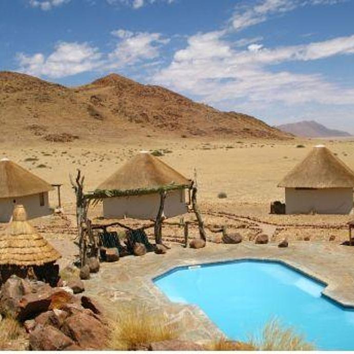 Où se loger lors d'un voyage touristique sur le territoire namibien?