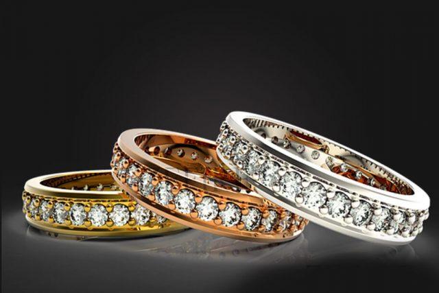 Bagues en diamants : les différentes formes et tailles