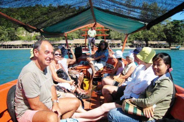 Le voyage en famille au Cambodge